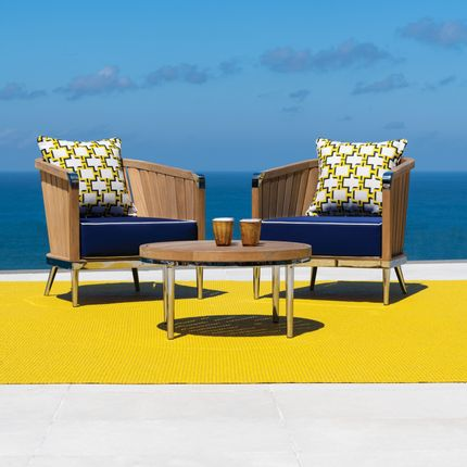Deck chairs - Cruise Collection - INDIAN OCEAN