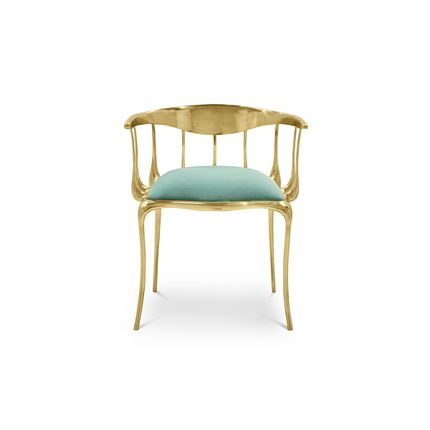 Assises - Nº11 Dining Chair  - COVET HOUSE