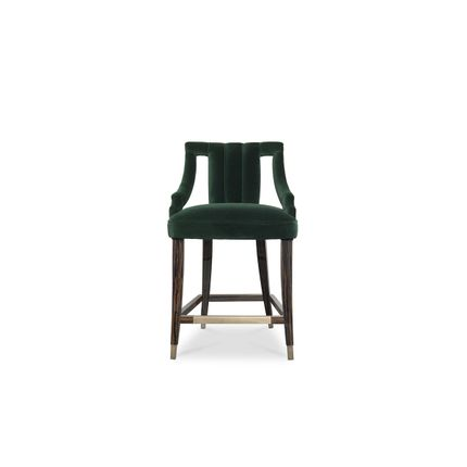 Chairs - Cayo Counter Stool  - COVET HOUSE