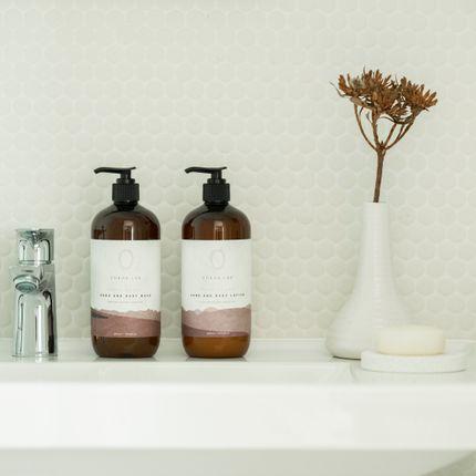 Beauty products - RÊVE BLANC / HAND & BODY WASH/480ml - COKON LAB
