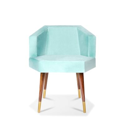 Chaises - HONEYBEE Wood Chair - ROYAL STRANGER