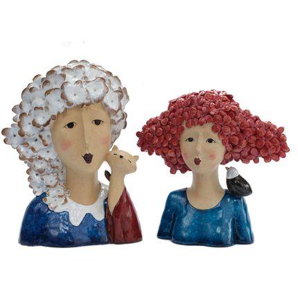 Decorative objects - Claudette & Amelie - BENTLEY & BO INTERIORS