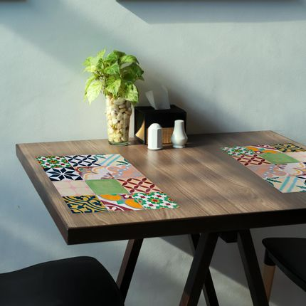 Outdoor fabrics - Matteo placemats - CONTENTO