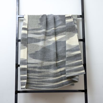 Throw blankets - THE THROW | Merino - PERELIC WOOLEN GOODS