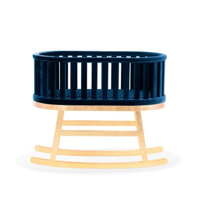 Children's bedrooms - PRINCE SANTI ROCKING CRADLE - ROYAL STRANGER