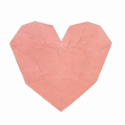 Sur mesure - QUEEN HEART RUG - ROYAL STRANGER