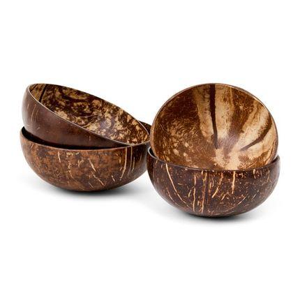 Bowls - Coconut bowl Panda Pailles - PANDA PAILLES