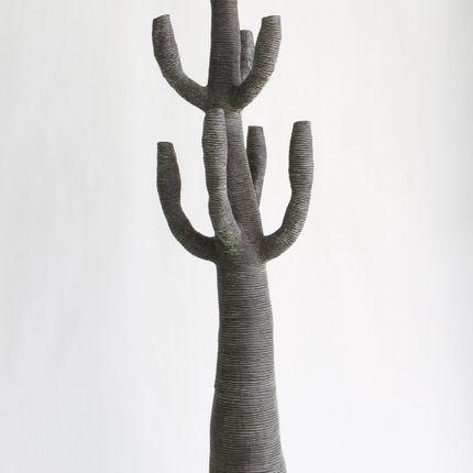 Sculpture - Grand Cactus Vert - ATELIERNOVO