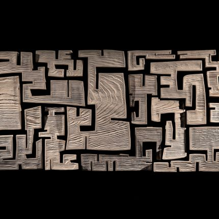 Sculpture - Wall sculpture  - THIERRY MARTENON