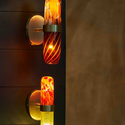 Wall lamps - MURANO Wall Lamps - GONG BY JO PLISMY