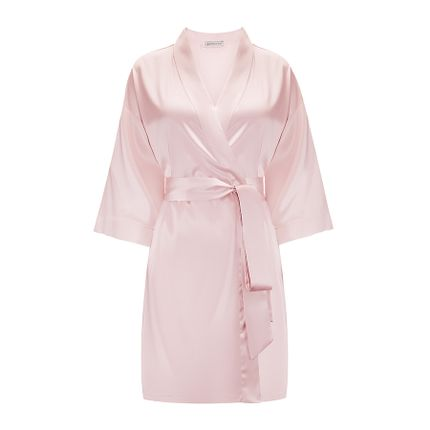 Homewear - Mulberry Silk Robes - BY DARIIA DAY
