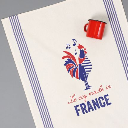 Kitchen linens - Tea towels and aprons - TISSAGE DE L'OUEST