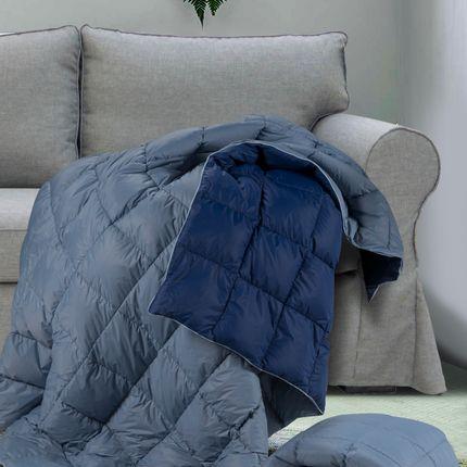 Throw blankets - Plaid Soft Down - CINELLI PIUME E PIUMINI SRL