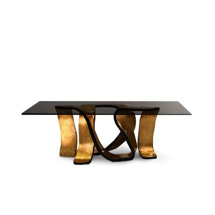 Tables - Ribbon Dining Table  - COVET HOUSE