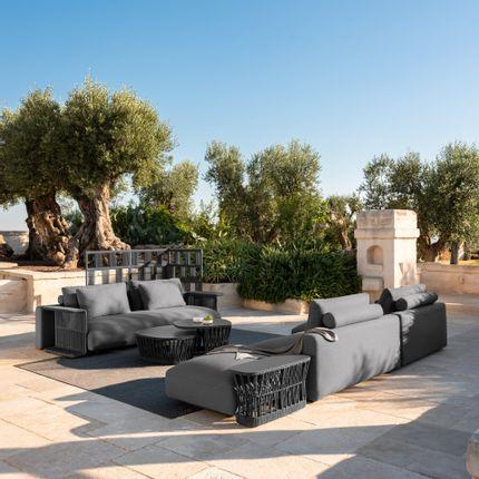Lawn sofas   - Cliff Decò Collection - TALENTI SRL