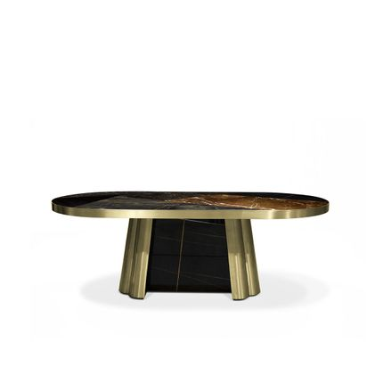 Tables for hotels - Decodiva Dining Table  - COVET HOUSE