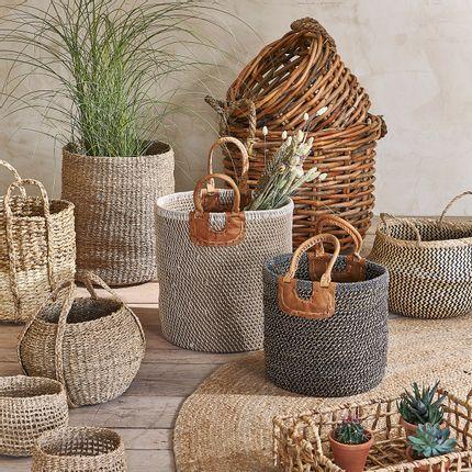 Unique pieces - Handwoven Baskets - NKUKU