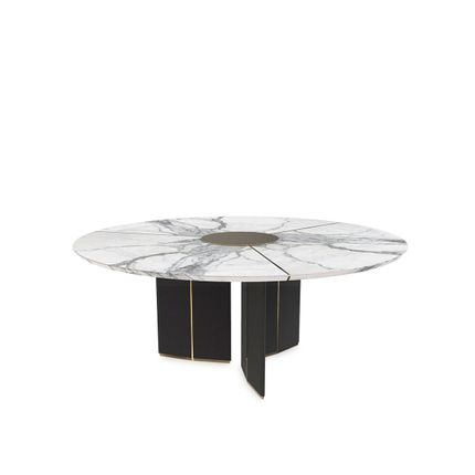Tables - Algerone Dining Table  - COVET HOUSE