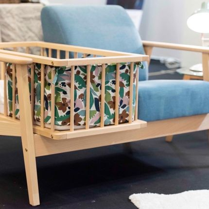 Baby furniture - Constantine, cradle-chair - BISAME