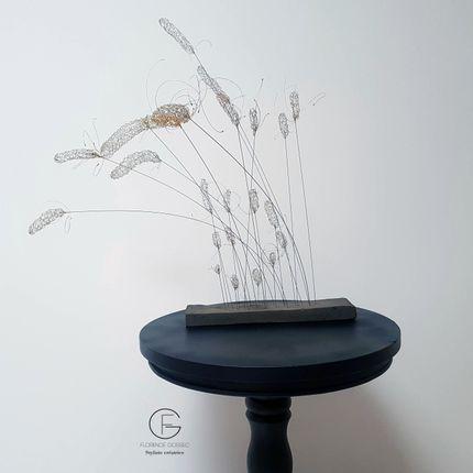 Objets de décoration - Collection «Les Roseaux sauvages» - FLORENCE GOSSEC