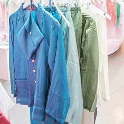 Travel accessories / suitcase - barrette japonaise colette GM - LA SENSITIVE-TAMBOURS DE BRONZE