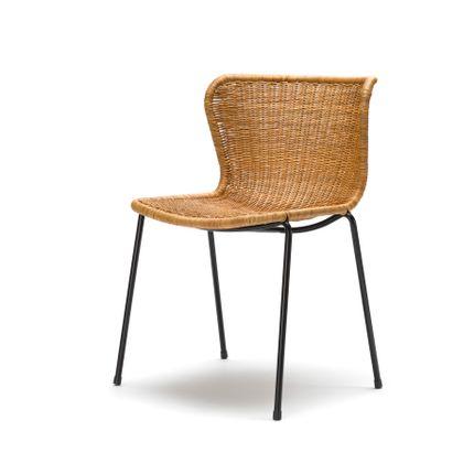 Chaises de jardin - C603 chaise & tabouret - FEELGOOD DESIGNS