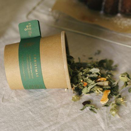 Coffee / tea - Drink it - Plant it | CHRISTMAS Organic Herbal Tea - RHOECO - FINE ORGANIC GOODS