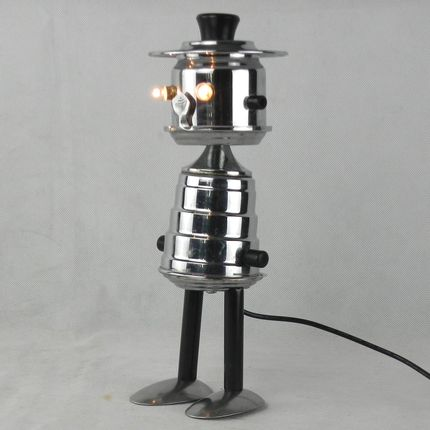 Table lamps - PERCAFE - ANGELE RIGUIDEL
