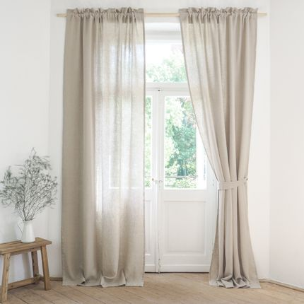 Curtains / window coverings - Linen curtain panels - SO LINEN!