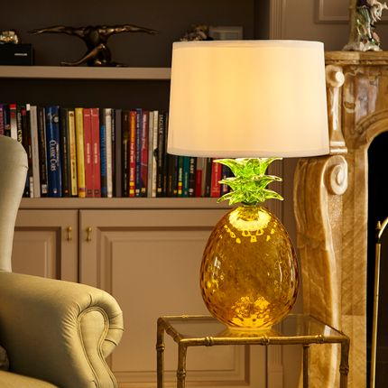 Table lamps - Table Lamps - MDINA GLASS