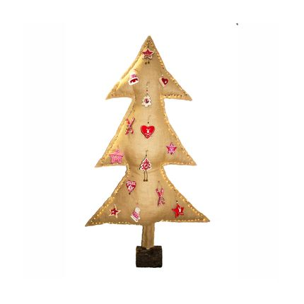 Christmas decoration - lighted christmas tree - MX HOME