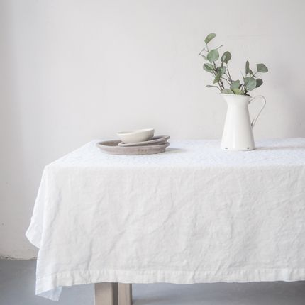 Tissus - Nappes, chemins et sets de table en lin - SO LINEN!