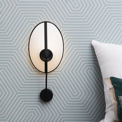 Security systems - Wall lamp Petit Shield - DESIGNHEURE