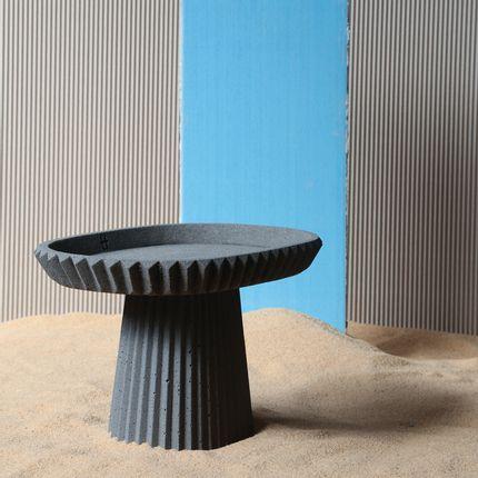 Cristallerie - SIMAN dish & cake stand - URBI ET ORBI