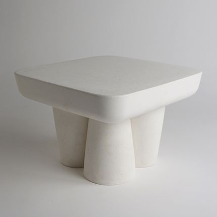 Platter, bowls - HOMME sculptural display stand - ALENTES