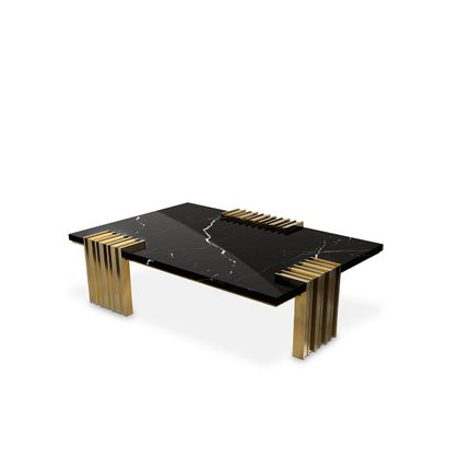 Tables - Vertigo Center Table  - COVET HOUSE