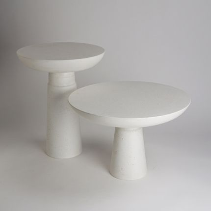 Coffee tables - POISE contemporary low tables - ALENTES