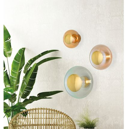 Plafonniers - Horizon ceiling/wall lamp - EBB & FLOW