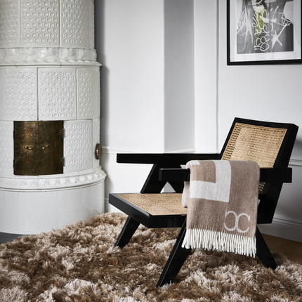 Design - RUG SHAGGY CHAMPAGNE - CLASSIC COLLECTION