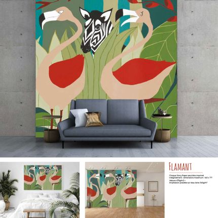 "Decorative items - ""word gets around"" - SIMONE & MARCEL"
