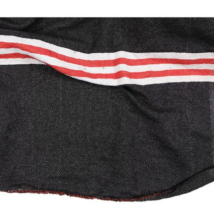 Tissus - MOVING BLANKET BLACK  - PUEBCO