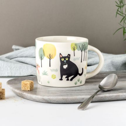 Mugs - Dog Mug - HANNAH TURNER