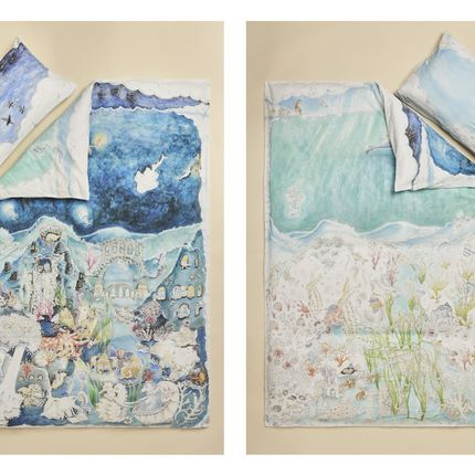 Linge de lit enfant - Legends of the Sea Duvet Set / Blanket - FORIVOR