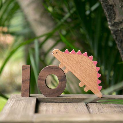 Decorative items - Numeric block set - OIOIOOI