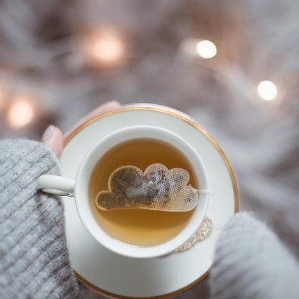 Café / thé - Sachets de thé forme Nuage - TEA HERITAGE