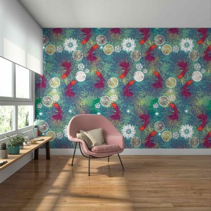 Wall coverings - Pleine Lune Panel - ETOFFE.COM