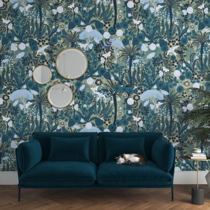 Wall coverings - Jardin d'Hiver Panel - ETOFFE.COM