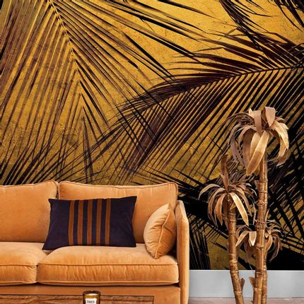 Wall coverings - Palms Panel - ETOFFE.COM