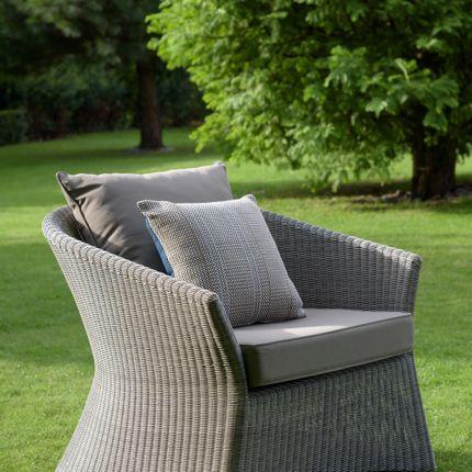 Lawn armchairs - Outdoor armchair ZENITH - KOK MAISON