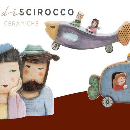 Ceramic - SCULPTURE LINE - TERRE DI SCIROCCO